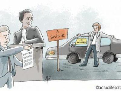 Comment obtenir une saisie conservatoire contre un mauvais payeur