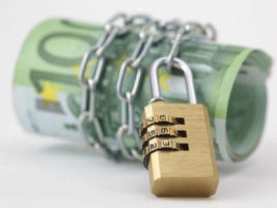 Le nantissement de compte bancaire en procédure collective